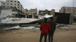 Raid di Israele su Gaza dopo il lancio di razzi dalla Striscia: