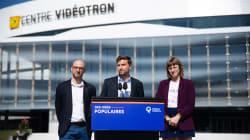 Québec solidaire veut protéger les jeunes athlètes comme ceux de la