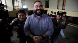 La suerte de Javier Duarte: Podría reducir de 9 a 4.5 años su estancia en la