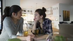Want Your Teen To Open Up? Save Your Judgment For