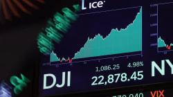 La bourse de New York rebondit comme jamais depuis 2009,