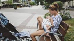 Estudio revela que el THC puede mantenerse en la leche materna tras consumir