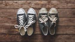BLOGUE Nous voulons des souliers neufs nous