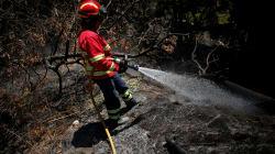 Nuevo incendio arrasa el sur de
