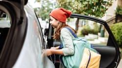 I bambini delle medie non possono tornare a casa da soli. La decisione in una