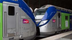 Les prévisions de trafic SNCF pour lundi,