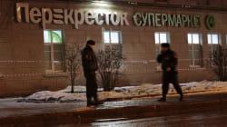 L'explosion à Saint-Pétersbourg est