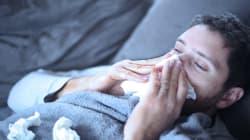 Pendant combien de temps un malade de la grippe est-il