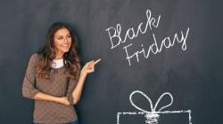 Consejos para aprovechar las rebajas del Black Friday