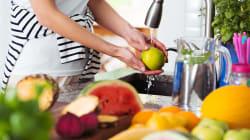 Esta é a melhor forma de lavar frutas, legumes e verduras para se livrar dos