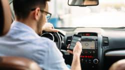Cellulaire au volant: sanctions quadruplées dans le Code de la sécurité