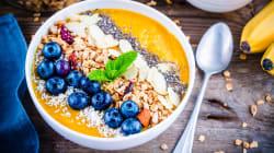 'Smoothie bowls': la opción perfecta para un desayuno sano y