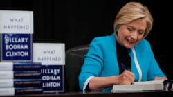 Hillary Clinton llama a Trump