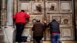 Israele cede sulle tasse, riaperto il Santo Sepolcro a