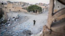 Syrie: plus de 3000 civils ont fui