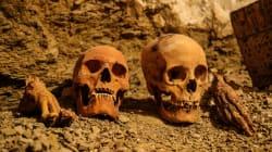 Abren la tumba de 3,500 años de Amenemhat, orfebre de los tiempos de