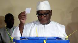 Le président malien Ibrahim Boubacar Keïta réélu avec 67,17% des