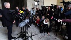 Sous-marin danois : la tête de la journaliste suédoise