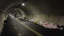 Rapporto Msf: 10mila rifugiati in Italia dentro edifici occupati e