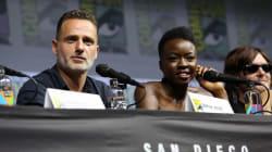 L'actrice de «Walking Dead» Danai Gurira fait des adieux «déchirants» à Andrew
