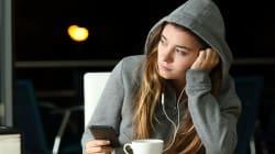 Las personas entre 16 y 24 años son las más propensas a sentirse en