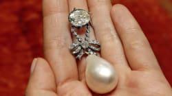 Des bijoux de Marie-Antoinette sont à