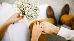 Proponen matrimonio 'nomás por un ratito' en