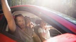 ¡Canta en tu carro! Es bueno para tu salud