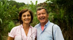 Este casal transformou fazenda em incrível santuário