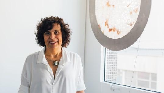 Dia 193: Denise Milan, a artista e a força da