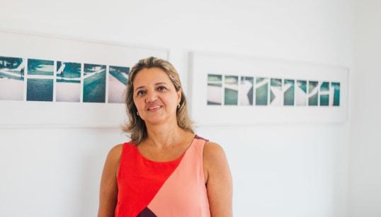 Dia 60: Silvia Tortorella, a artista do