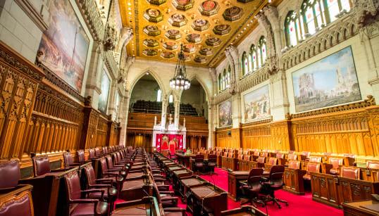 BLOGUE La Triste saga au Sénat d'une motion sur les droits