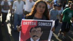 Miles de personas escenifican su hartazgo contra el Gobierno de Ortega en