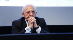 Niente festa di Mdp per De Luca, il timore delle contestazioni fanno saltare l'incontro con il governatore