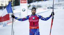 Martin Fourcade sera le porte-drapeau de l'équipe de France aux Jeux de