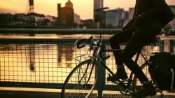 En interpellant le voleur de son vélo avec une affiche, elle ne pensait pas créer un tel mouvement de