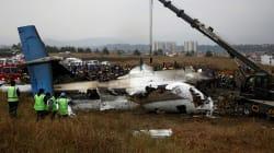 Beaucoup de questions pour Bombardier, qui a vu deux de ses avions