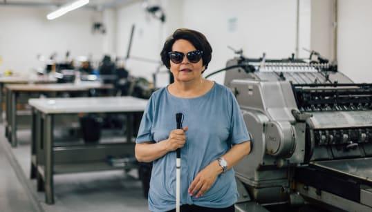 Dia 166: Regina Oliveira, a 'tradutora' em
