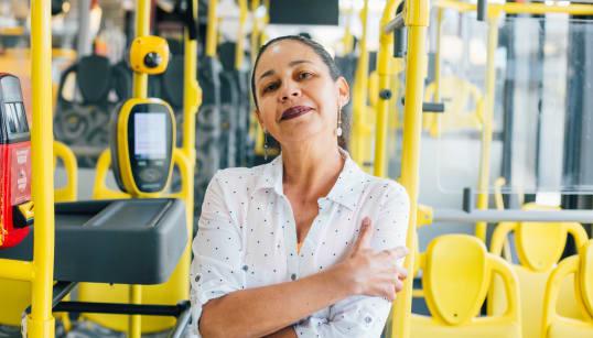 Dia 295: Maria Bezerra e a