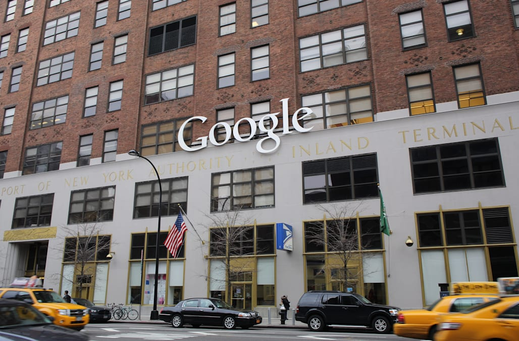 Google to buy chelsea market building for over 2 billion for Google house builder