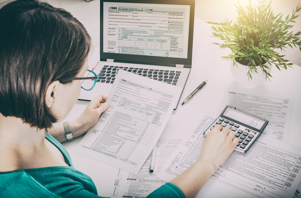 Tax season is here: See the 5 forms you'll need to get your refund
