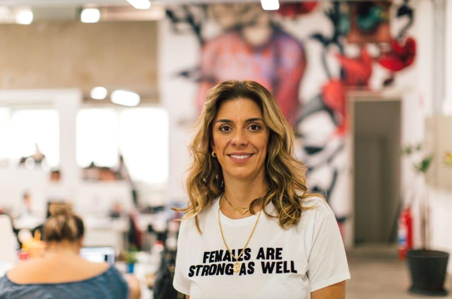 Fátima Pissarra é diretora-geral da Vevo e tem mais de 20 anos de carreira.