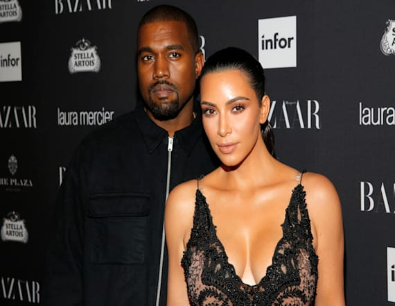 Kim K.'s son Saint looks just like dad Kanye West!