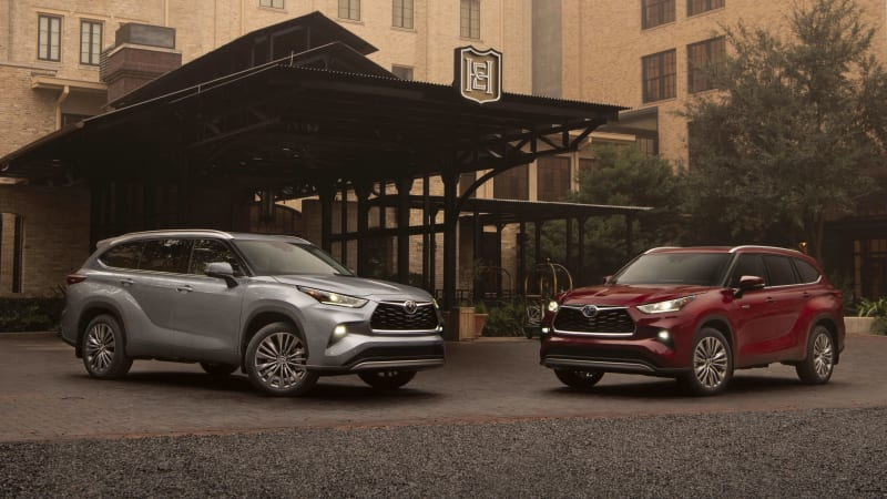 Toyota announces pricing for 2020 Highlander and Highlander Hybrid