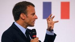 Macron reconnaît le caractère antisémite d'un meurtre commis en