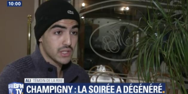 """""""Tabassez les!"""": un témoin de l'agression de policiers à Champigny-sur-Marne raconte"""