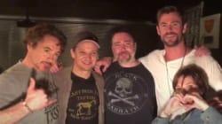 Iron Man, Black Widow, Captain America, Thor et Hawkeye ont désormais le même