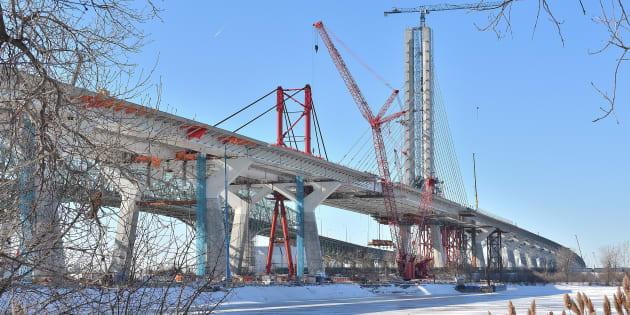 Montréal possède certains des projets d'infrastructure les plus novateurs. À valeur égale, aucune ville au monde n'a autant de projets ambitieux.