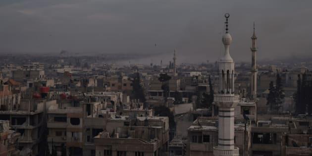 La France publie son rapport sur l'attaque chimique à Douma.