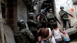 Escolas do Rio terão argamassa para resistir a tiros de